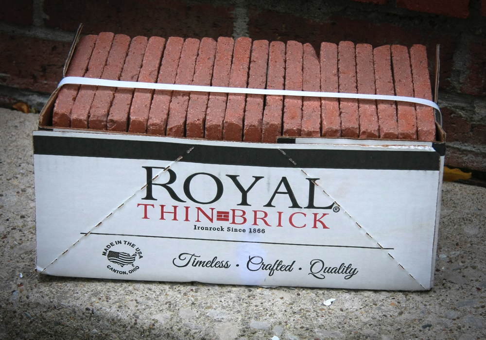Royal Thin Brick Location